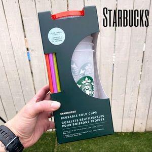 Starbucks Cold Cups New in box!